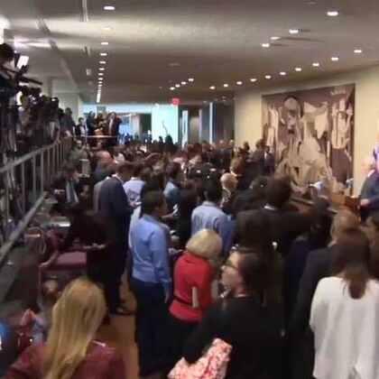 安理会正式推荐古特雷斯担任联合国第九任秘书长 明年1月1日开始五年任期