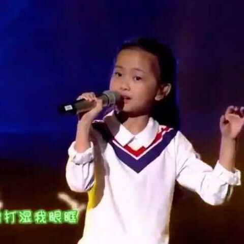 8岁小女孩唱《风吹女生》,萌化薛之谦!#音乐#163麦浪腰围多少图片
