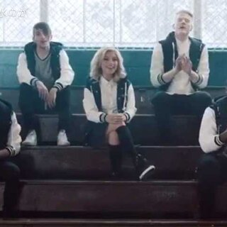 Cheerleader #Pentatonix#