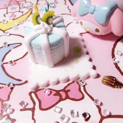 #手工##我要上热门#渐变条条蛋糕💫模仿@Amyoooi.安雨🍓 感觉毁原创了🌚BGM魔性😂