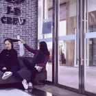 #舞蹈# 两个疯癫又做作的女人玩#假人挑战#,跳#seve#,哈哈哈哈……😂😂😂@🍉116