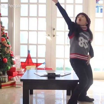 How I Dance When I'm Alone ( Christmas Edition ) ¦ Ranz and Niana