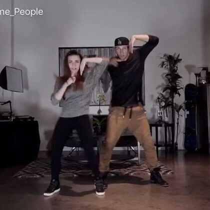 """SETTING FIRES"" - The Chainsmokers Dance / MattSteffanina ft Amymarieg"