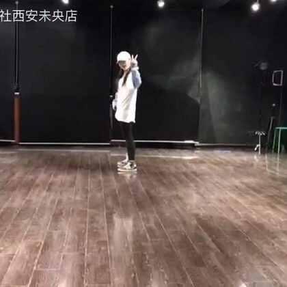 #嘉禾舞蹈工作室西安未央店##圣诞节#学员秀✌✌✌学员影子