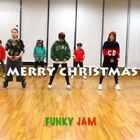 时尚果酱Funky Jam圣诞舞曲,祝美拍的朋友们圣诞节快乐!#舞蹈##宝宝##圣诞节#