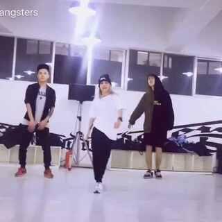 hiphop课堂记录!手机版本!@Dangsters旦斯特街舞 #hiphop##寒假街舞##昆明街舞##泰国人#