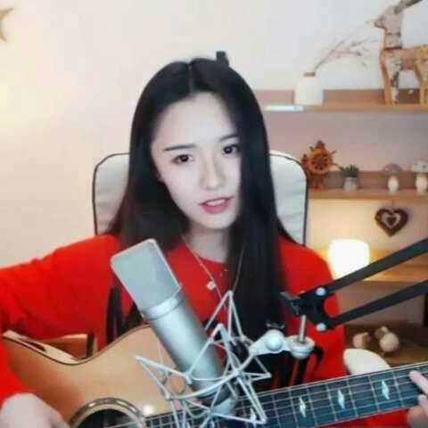 #吉他弹唱#这个少女