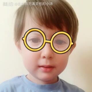 """#宝贝# 贾小宝版""""咏鹅""""👻"""
