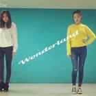 Jessica【Wonderland 】#舞蹈#我们合体效率杠杠滴!✌️我俩首次double出镜@马鑫蕊Linda 💜