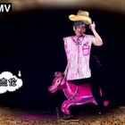 #搞笑#邓超谢娜创意表演秀,太逗了😂@美拍小助手 喜欢请点赞+转发 关注我一起看MV(微博:http://weibo.com/u/2175642551)