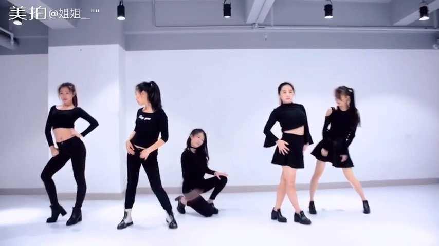 舞蹈#say my name,大家好我们是没默契组合😂😂� ...