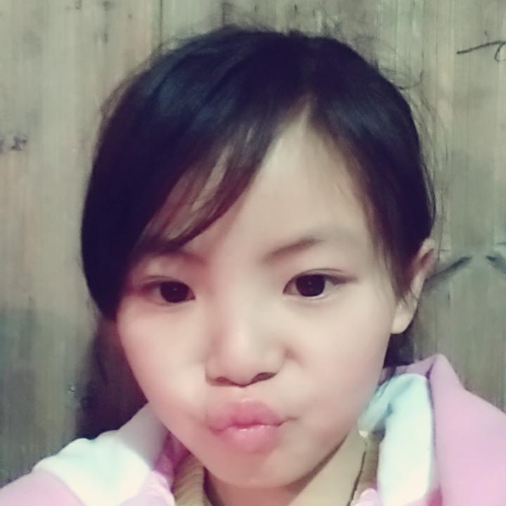 萌萌哒赵丽颖的美拍图片