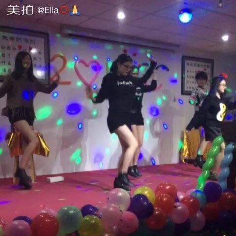 小鸡小鸡舞#舞蹈# - 舞蹈视频 - Ella的美拍