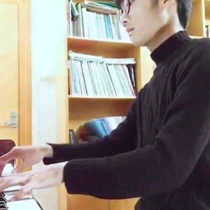 知足 五月天 钢琴 #音乐##自拍##五月天知足#