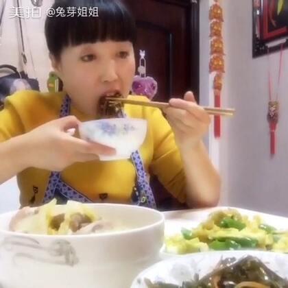 #直播做饭##吃秀##美食#王姐做了超简单易学的美味可口的酸菜炖排骨😍#我要上热门#
