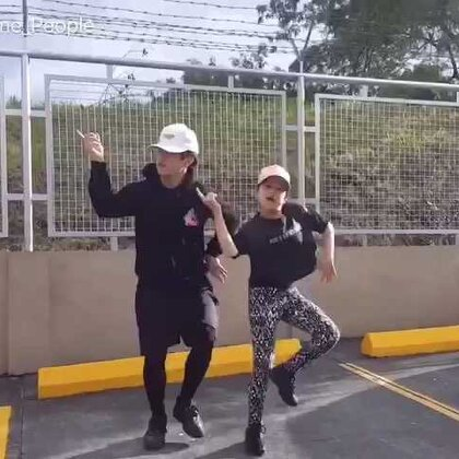 The Chainsmokers - Paris Siblings Dance _ Ranz and Niana