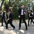 婚礼现场新郎新娘跳神曲《sugar》,现在不会跳舞都不敢结婚了啊!😍