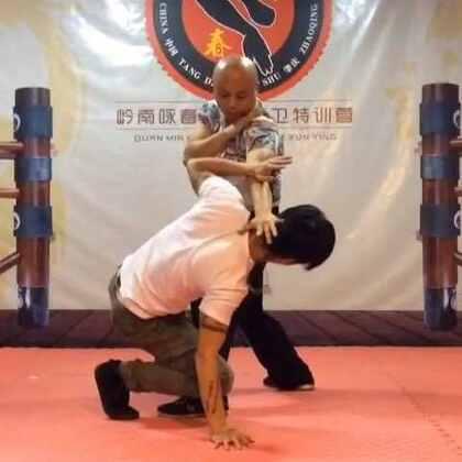 #咏春拳##防身术##搏斗##零基础教学##线上培训,教练微信:y0758com#