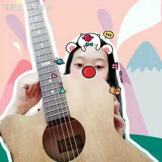 #全民红鼻子#这是怎么肥事?? 而我只是想跟大家说,今晚直播吉他教学-父亲节特辑,不要错过啊#吉他弹唱##音乐#