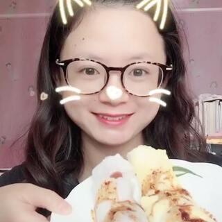 #广东肠粉##苹果头##吃秀#