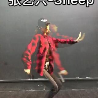 #张艺兴sheep舞##舞蹈#耍帅的事儿怎么能少了我,你们喜欢的话,我就出完整的!大宝贝儿们点个赞吧❤️#和张艺兴有戏#