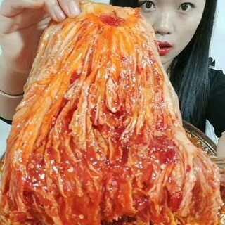 #吃秀##家常菜##辣白菜#