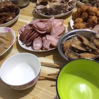 #吃秀##元旦快乐#哈哈 我们全家都喝青汁你们呢 嘻嘻