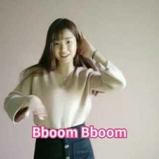 #Bboom Bboom##momoland-bboom bboom#✨Momoland-Bboom Bboom✨我也来蹦一下😝