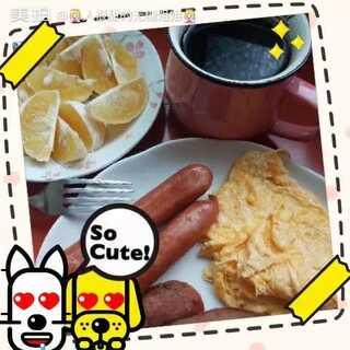 营养的早午餐 也是一天三餐和夜宵都可以这么吃的全日餐 #早午餐##午晚餐##夜宵#