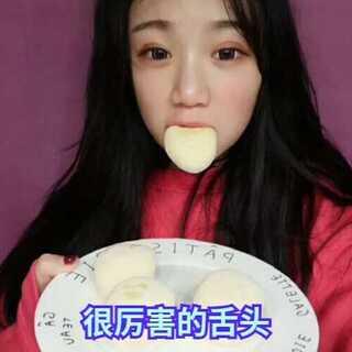 芒果味大福可好吃了#吃秀##我要上热门@美拍小助手##甜品#