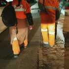 点赞+转发! 请善待好身边的每一位环卫工人!!
