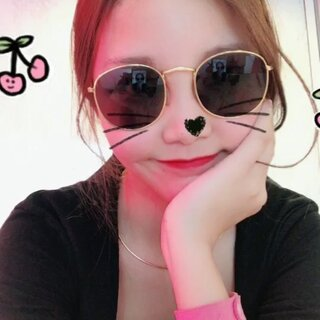 #我是女生#脸还在过敏凑活看吧