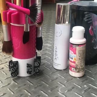 假期就是要洗刷具!我的彩妝刷具清潔分享#美妝##清潔##生活#