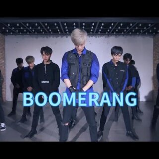 #舞蹈##我要上热门##wanna one#Wanna One - BOOMERANG Dance Cover by FG from VietNam