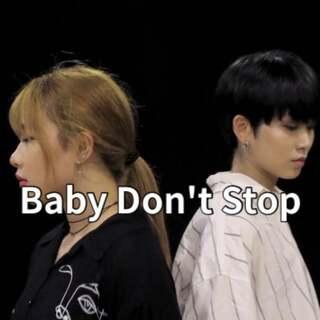 #舞蹈##我要上热门#NCT U - 'Baby Don't Stop' - Dance Cover by Xoan x Bi