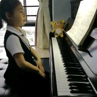 #琴童日记##piano钢琴🎹##音乐#«车尔尼599»No.74