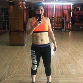 四月减肥打卡第十七天!要瘦要美!坚持就好!!加油!#运动##将减肥进行到底#