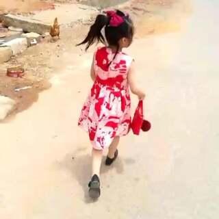 #小美女#城里娃看到🐤